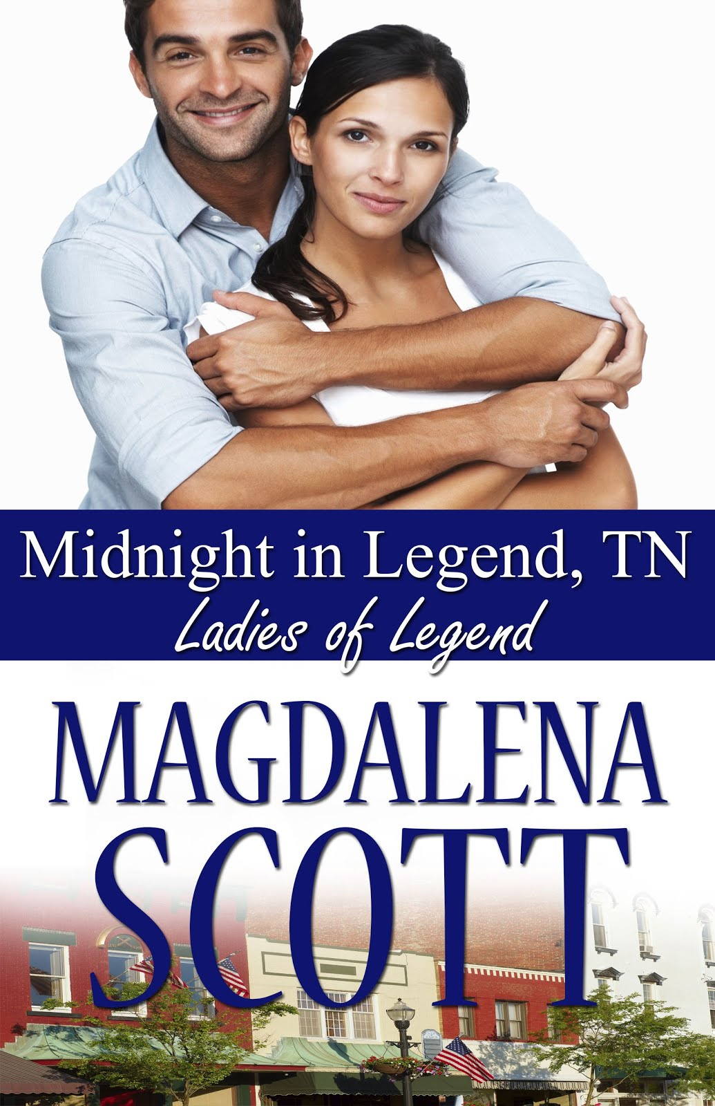 FREE! Book #1 of The McClains of Legend, Tennessee series