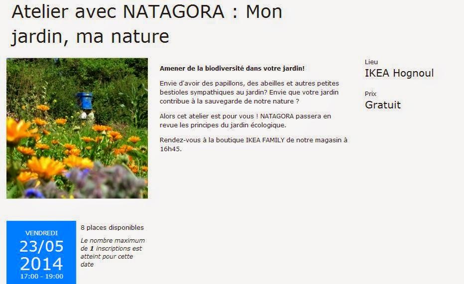 mon blog parmi tant d 39 autres lechatmorpheus ik a family atelier natagora du 23 mai 2014. Black Bedroom Furniture Sets. Home Design Ideas