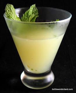 Cubeltini Cocktail