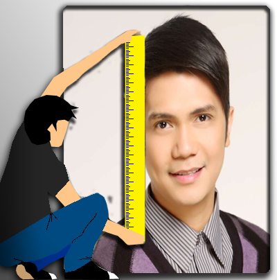 vhong navarro height how tall is vhong navarro what is his height in