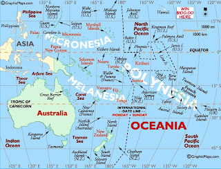 Map Of Bora Bora