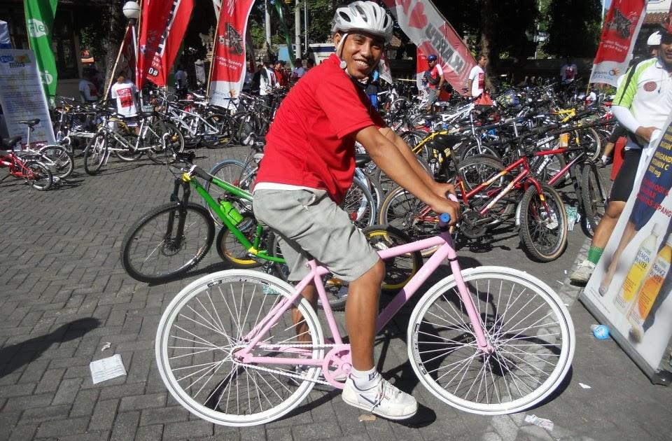 KLIPES CYCLING CLUB: Fun Bike Telkom Speedy @ Renon