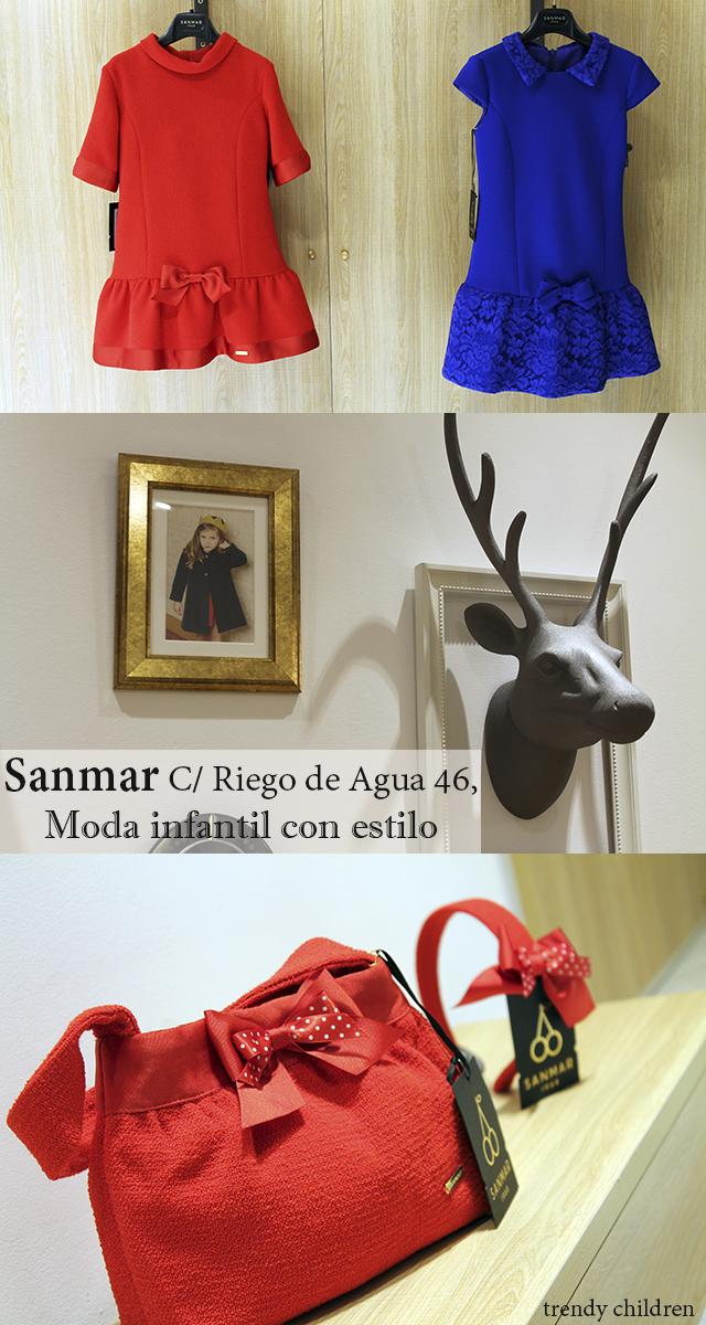 estilo nórdico diseño tienda moda infantil trendy children