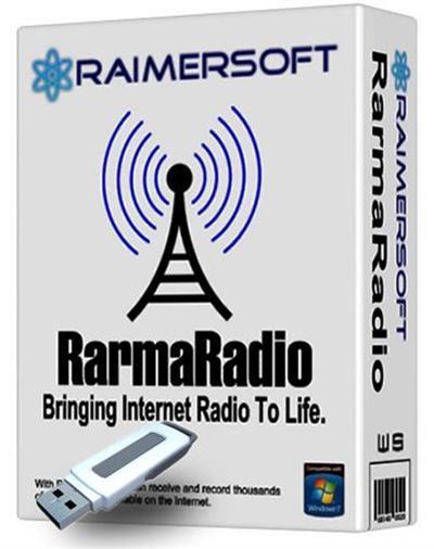 RarmaRadio Pro Full Español Versión 2.69.1