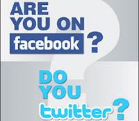 Menambahkan Tweet Button dan Facebook Like di Blogdetik