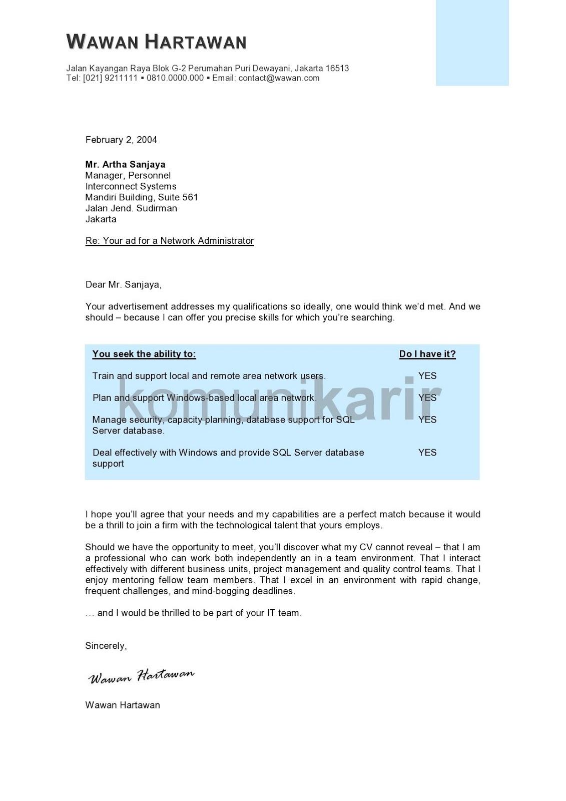 1131 x 1600 jpeg 186kB, Template Surat Lamaran Kerja & Curriculum ...