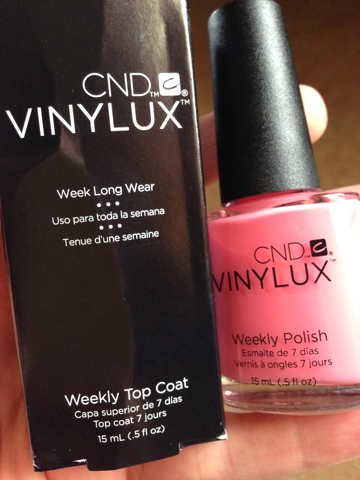 weekly nail polish