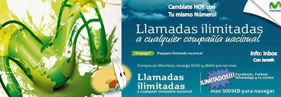 Cambiate a Movistar!!!