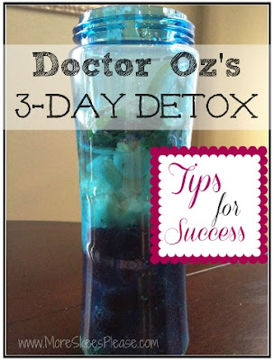 Dr Oz Detox Review