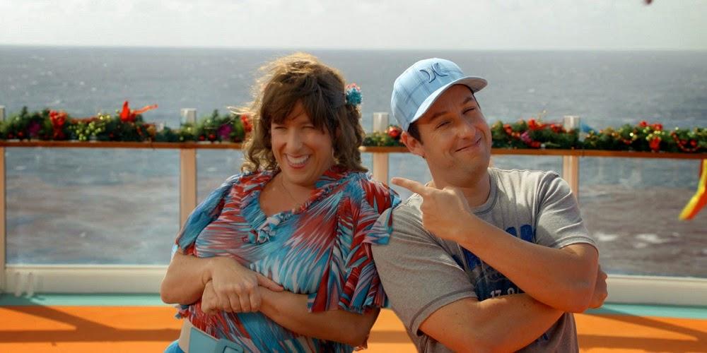 Adam Sandler e Adam Sandler em CADA UM TEM A GÊMEA QUE MERECE (Jack and Jill)