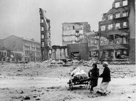 Los niños en la batalla de Stalingrado