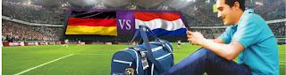 مسابقة الموبايل انترنت من فودافون اكسب رحلة لحضور مباراة المانيا وهولندا في يورو 2012