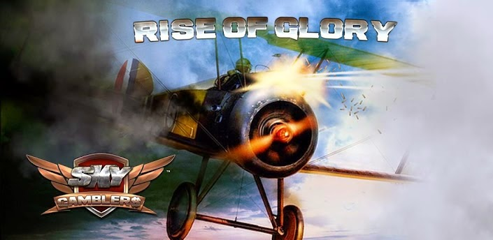 Download Sky Gamblers Rise of Glory Apk Full Mod Android