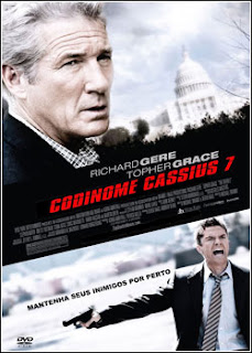 Download - Codinome Cassius 7 DVDRip - AVI - Dual Áudio