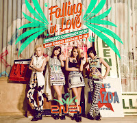 2NE1. Falling In Love