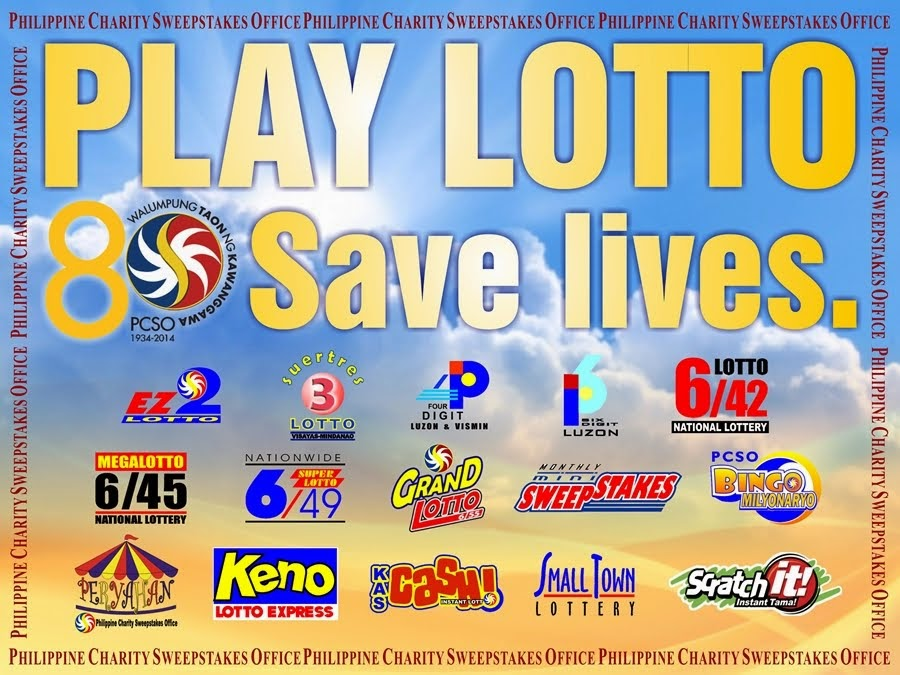 Play Lotto, Save Lives