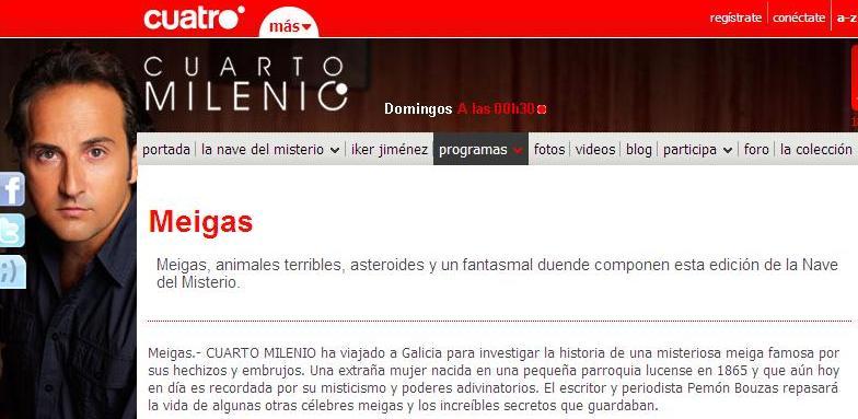 Antonio Rodriguez Diaz Torbeo: Esta noche, a las 0,30 horas, Torbeo ...