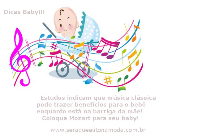 música clássica bebês Gravidas