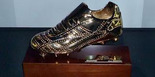 Sepatu Emas Eropa (Golden Shoes)