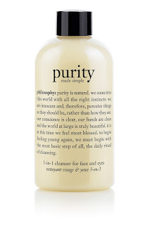 philosophy - purity Facial Cleanser is a BUY