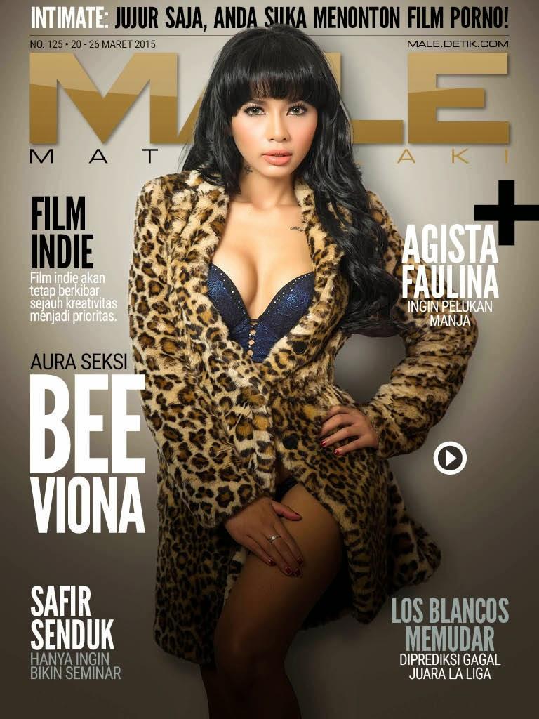 Bee Viona - Aura Sensual Menggoda