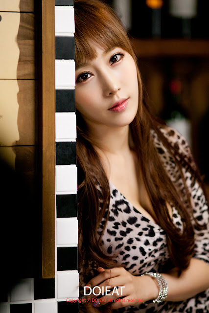 2 Im Min Young - Sexy Leopard-Very cute asian girl - girlcute4u.blogspot.com