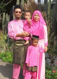 My Family ('',) Pink Theme