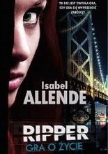 Ripper gra o życie Isabel Allande ocena recenzja kamil czyta książki 5/10