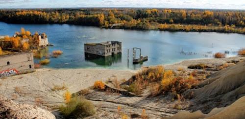 Já pensou em fazer mergulho Conheça esta antiga prisão soviética submersa