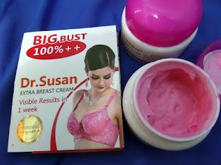 Cream Pembesar Payudara Dr Susan Kemasan Baru Original Import Singapore