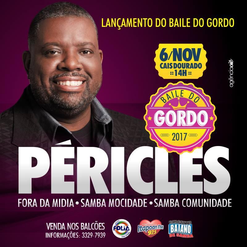 BAILE DO GORDO