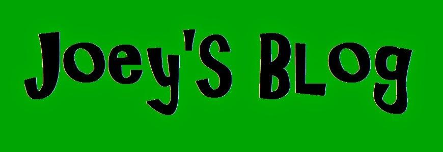 Joey's Blog
