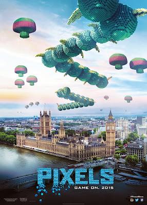 ตัวอย่างหนังใหม่ : Pixels (ซับไทย) poster 4