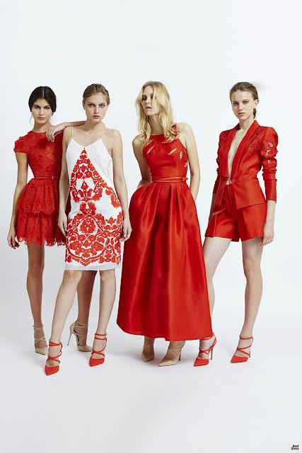 Coleccion de vestidos de moda Zuhair Murad