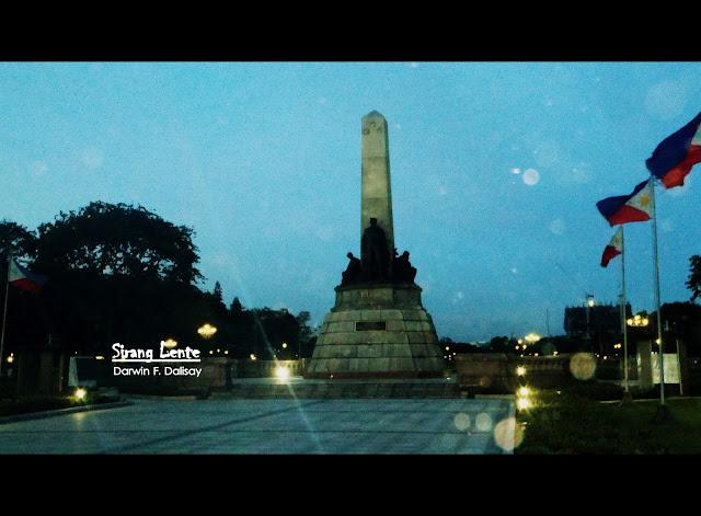Rizal Park or Luneta Park