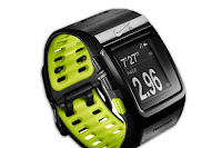 Nike+ SportWatch GPS Powered by TomTom (Black/Volt)