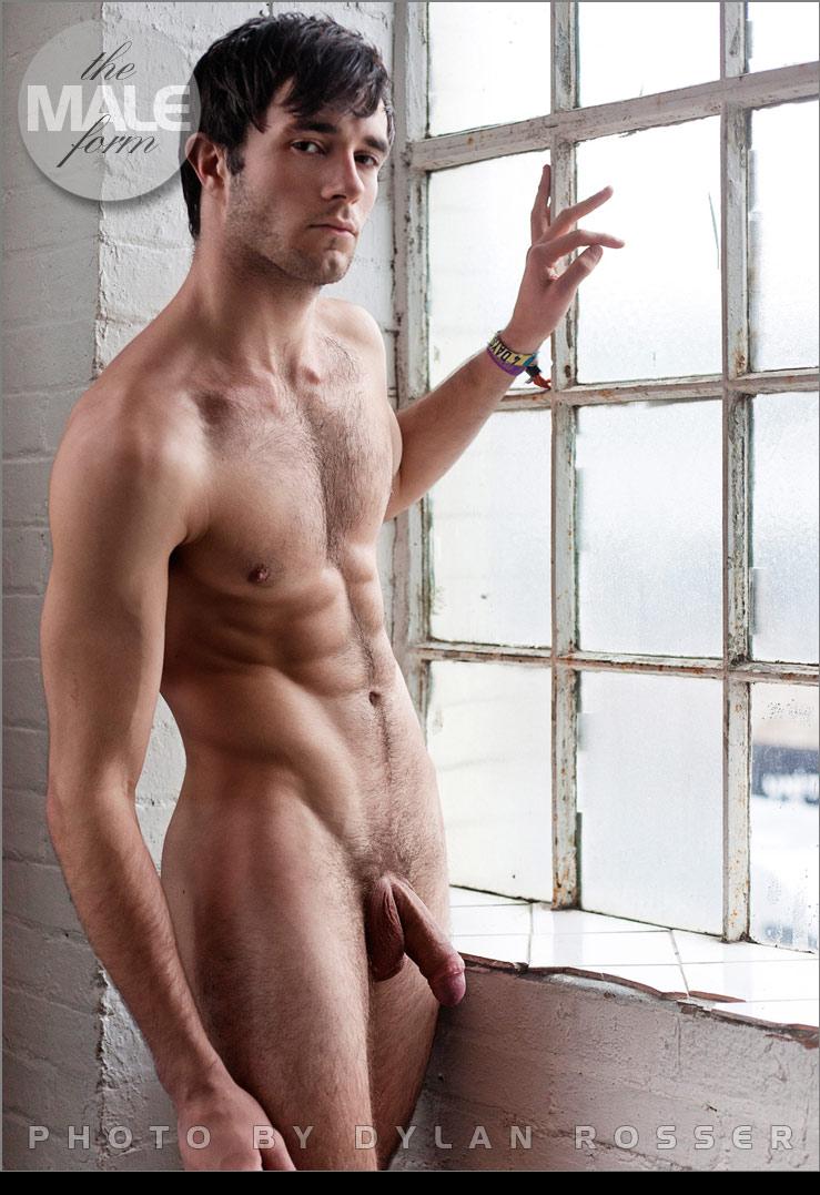 Nude female gymnastics