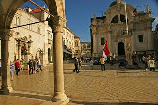 Plaza Luza de Dubrovnik