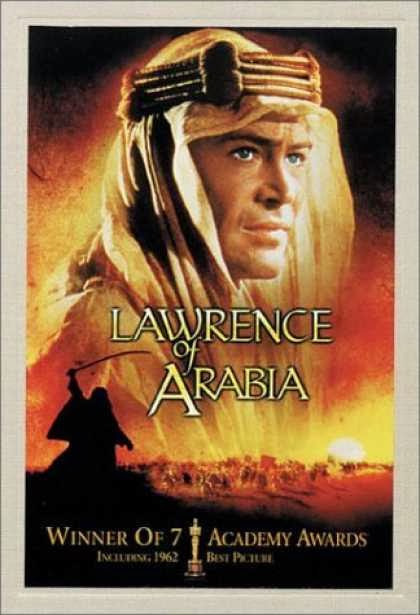 Lawrence de Arabia (1962) | Caratula | Cine clásico
