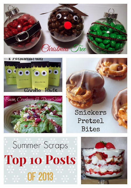 Top+10+posts+2013 Top 10 Recipes and Tutorials of 2013