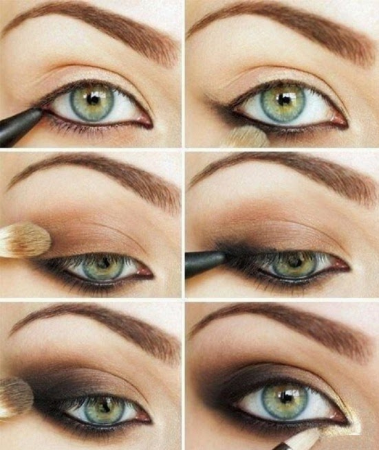 How To Do Smoky Eye Makeup Active Home Remedies