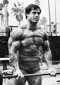 Franco Columbo Bodybuilder