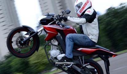 Tips dan Cara Atasi Yamaha V-Ixion Susah Pindah Gigi
