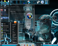 Download Theme Keren Tron Legacy For Windows 7