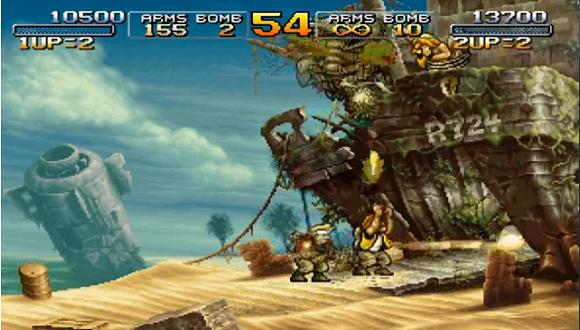 Game Play - O bom e velho Metal Slug
