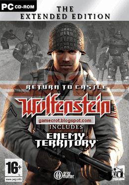 free download return to castle wolfenstein single player full version