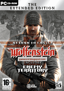 Download PC Game Return To Castle Wolfenstein Rip Version (Mediafire Link)