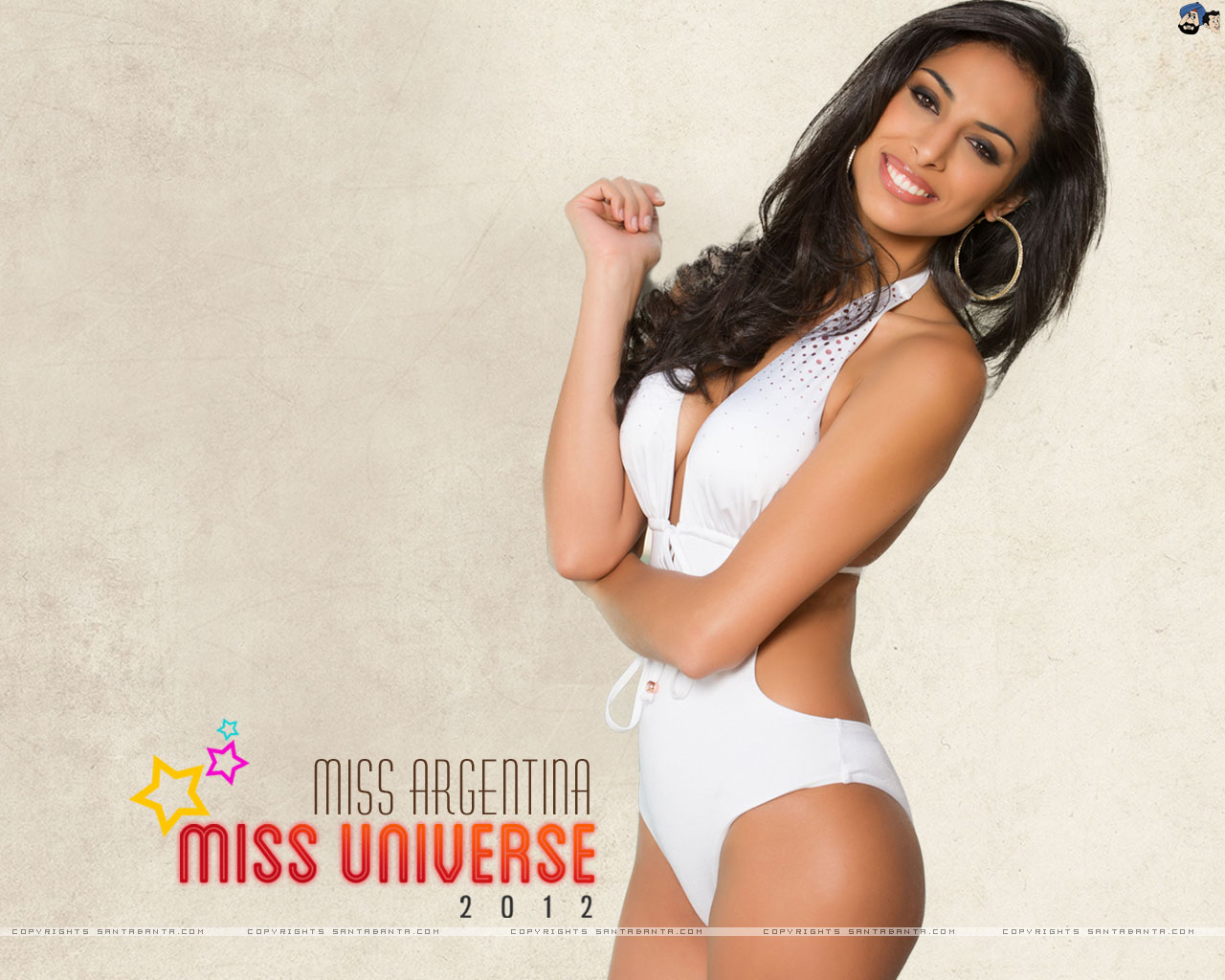 Miss Argentina from 2013 Miss Universe Swimsuit Competition | E! News