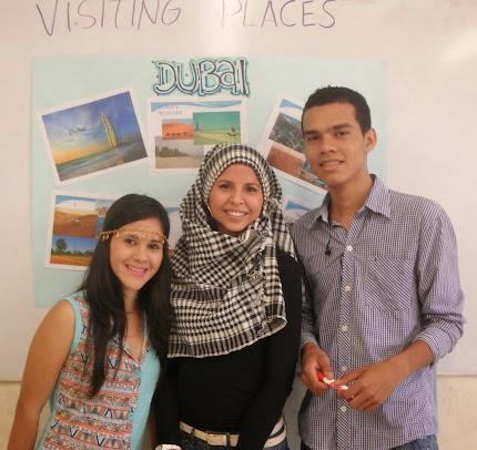 VISITING PLACES (DUBAI)