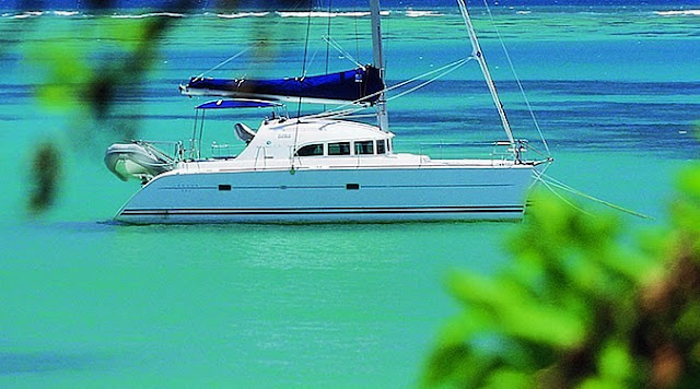 Yacht Charter Rental Africa